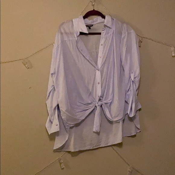 Express Tops - Express front tie top